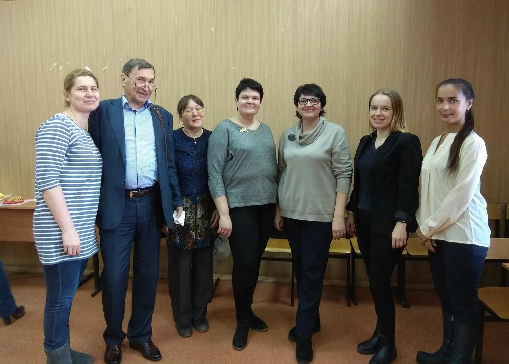 Руководители секций и преподаватели ПГНИУ